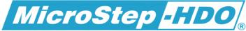 MicroStep-HDO Logo